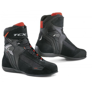 BOTIN TCX VIBE WATERPROFF NEGRA/ BLACK