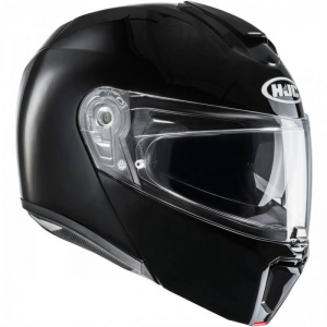 CASCO HJC RPHA 90 NEGRO BRILLO