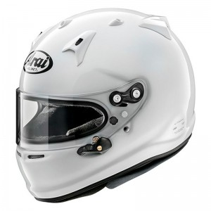 CASCO ARAI GP-7 FRP SA2020 WHITE