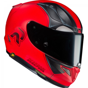 CASCO HJC RPHA 11 DEADPOOL 2 MARVEL MC1SF