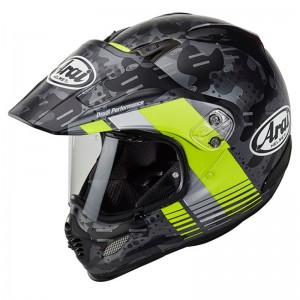 CASCO ARAI TOUR-X 4 COVER YELLOW