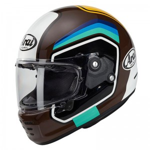 CASCO ARAI CONCEPT-X NUMBER BROWN