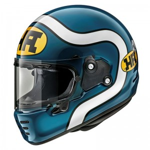 CASCO ARAI CONCEPT-X HA BLUE