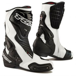 BOTAS TCX S-SPEED NEGRO/BLANCO WHITE/BLACK