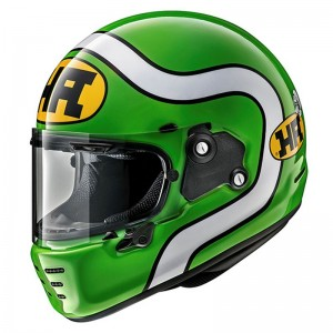 CASCO ARAI CONCEPT-X HA GREEN