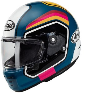 CASCO ARAI CONCEPT-X NUMBER BLUE