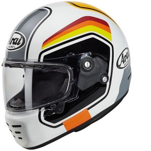 CASCO ARAI CONCEPT-X NUMBER WHITE