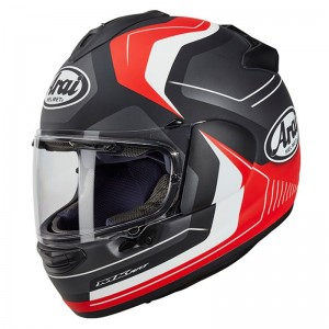 CASCO ARAI CHASER -X ESCAPE RED
