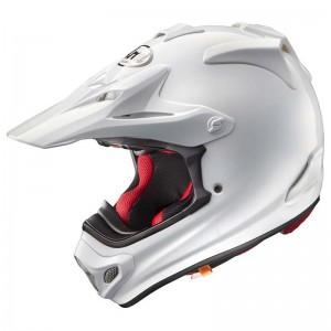 CASCO ARAI MX-V WHITE