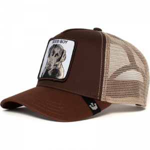 GORRA TRUCKER GOORIN BROS DOG EYES NIÑO