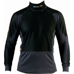 CAMISETA TERMICA BIKERS PERFORM WINDSTOPER GUZZI