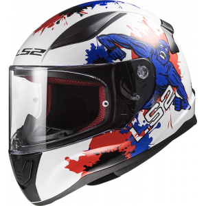 CASCO LS2 RAPID FF353 MONSTER INFANTIL