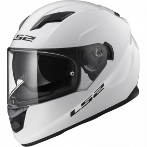 CASCO LS2 FF320 STREAM EVO BLANCO