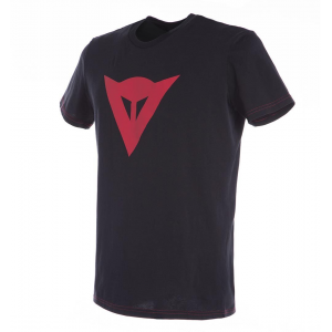 CAMISETA DAINESE SPEED DEMON NEGRO/ROJO