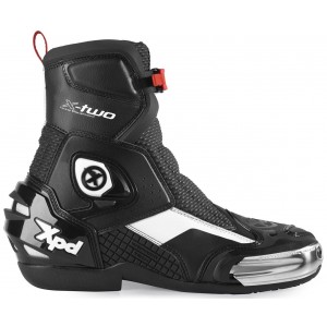 BOTIN SPIDI XPD X-TWO NEGRO/BLANCO