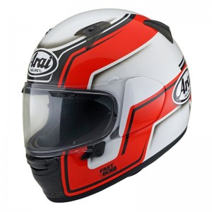 CASCO ARAI PROFILE-V BEN RED