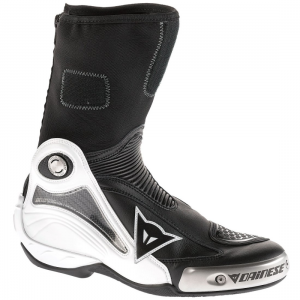 BOTA DAINESE R AXIAL PRO IN WHITE/BLACK
