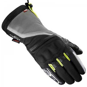 GUANTE SPIDI NK5 H2OUT NEGRO/GRIS