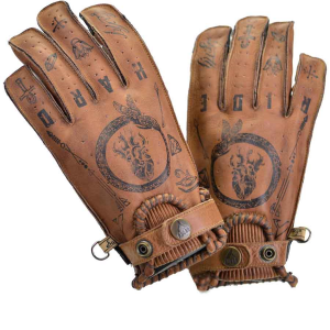 GUANTES BY CITY SECOND SKIN TATTOO